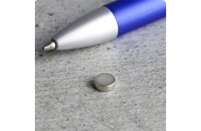 DISC MAGNET D6mm x 2mm